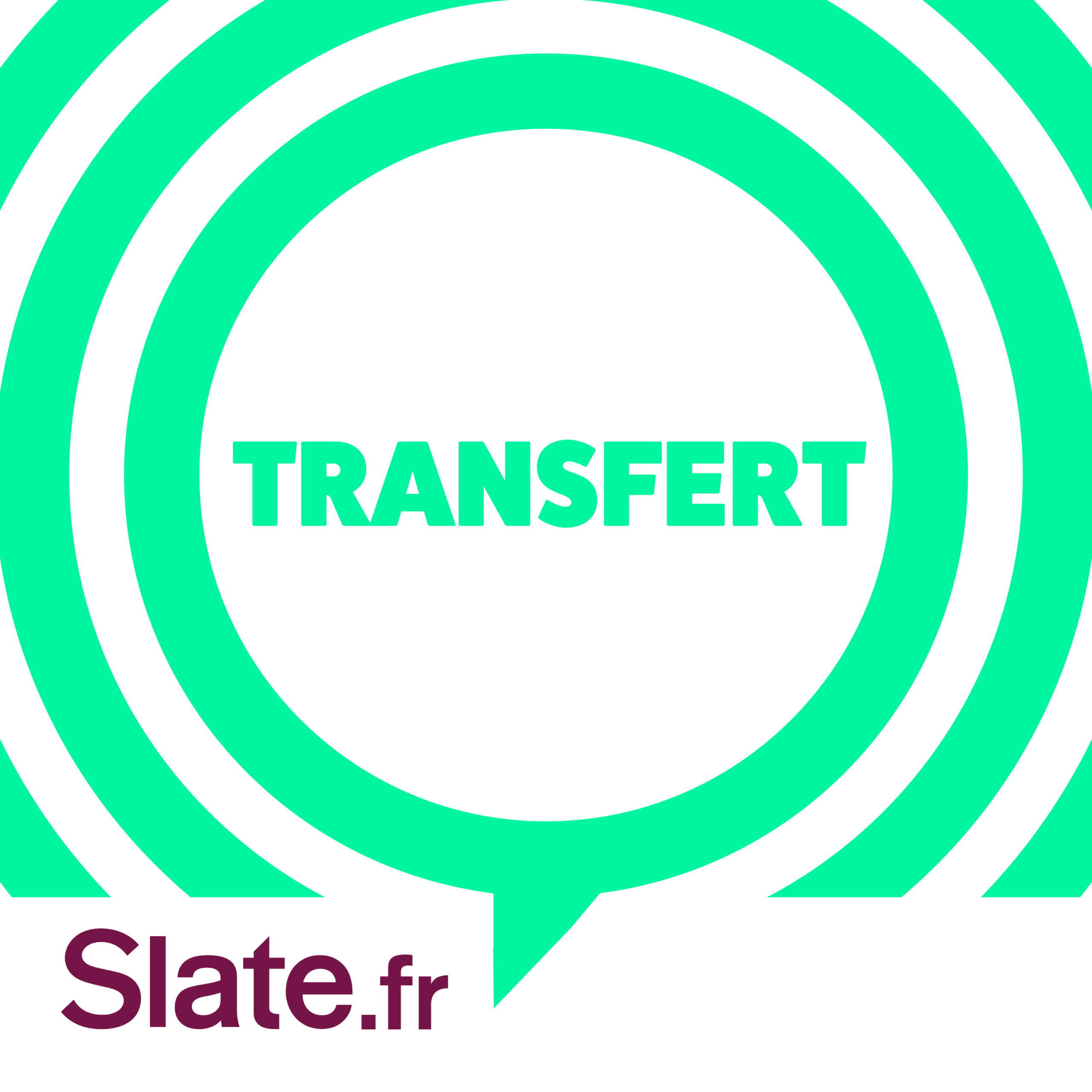 Transfert podcast
